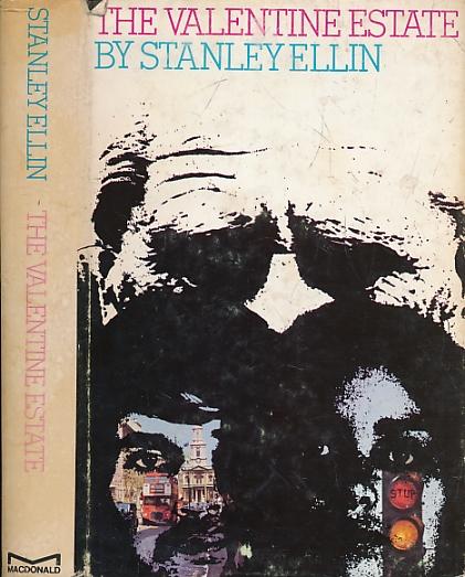 ELLIN, STANLEY - The Valentine Estate