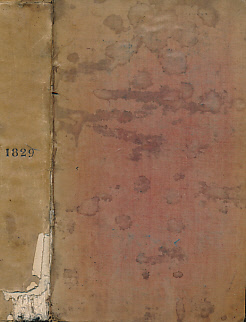 [WESTLEY, FREDERICK; DAVIS, A H ] - The Evangelical Magazine and Missionary Chronicle: 1829