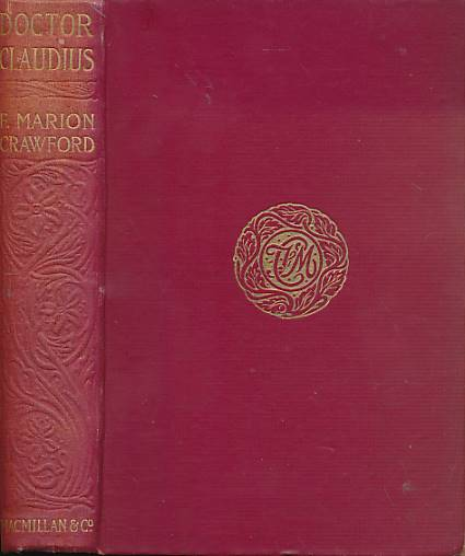 CRAWFORD, FRANCIS MARION - Doctor Claudius
