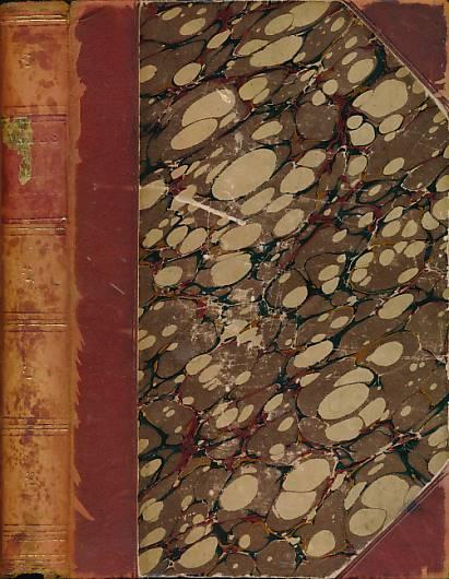 CRAWFORD, FRANCIS MARION - Doctor Claudius + Greifenstein + Saracinesca. Three Volumes Bound As One