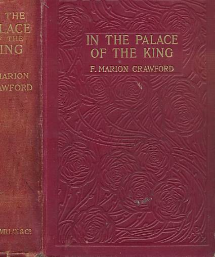 CRAWFORD, FRANCIS MARION - In the Palace of the King