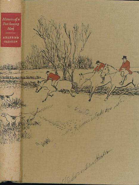 SASSOON, SIEGFRIED - Memoirs of a Fox-Hunting Man