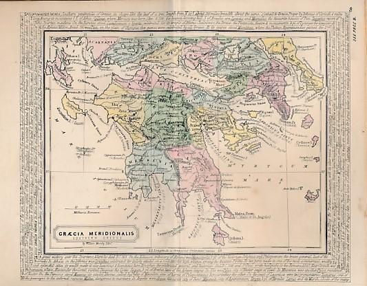 MURPHY, WILLIAM - The Classical-Historical School Atlas