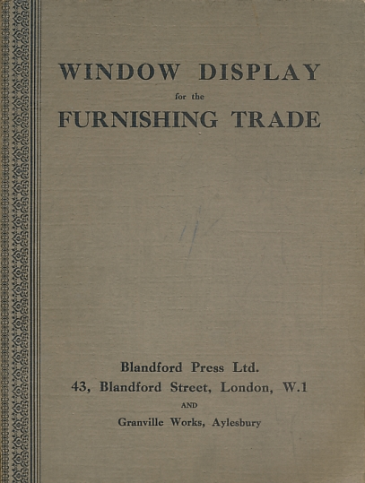 R. H - Window Display for the Furnishing Trade
