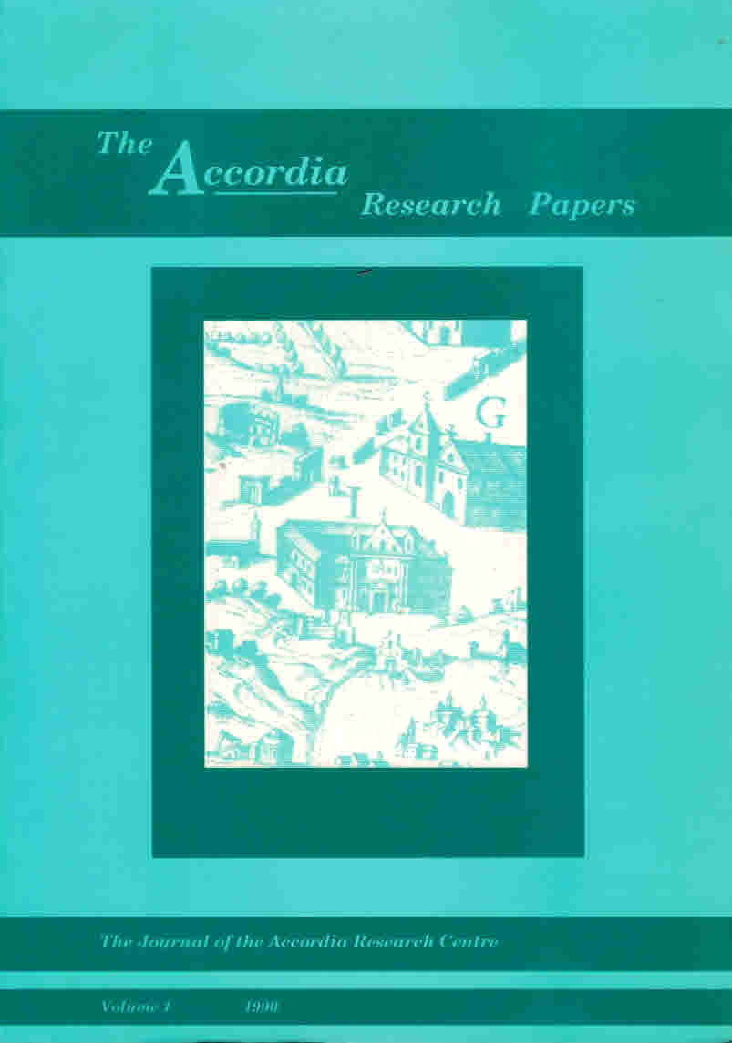accordia research papers