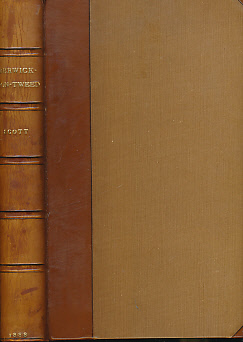 SCOTT, JOHN (HERRIOTT, JAMES [ILLUST]) - Berwick-Upon-Tweed. The History of the Town and Guild. Sangorski Binding