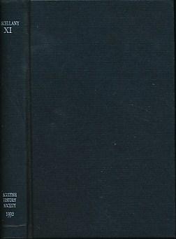 EDITOR - Miscellany XI of the Scottish History Society. Scottish History Society Fifth Series Volume 3