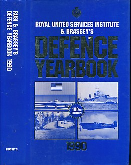EDITOR - Rusi and Brassey's Defence Yearbook 1990