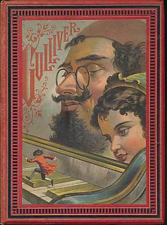 [SWIFT, JONATHAN] - Aventures de Gulliver Chez Les Nains Et Chez Les Geants. Jouvet Edition