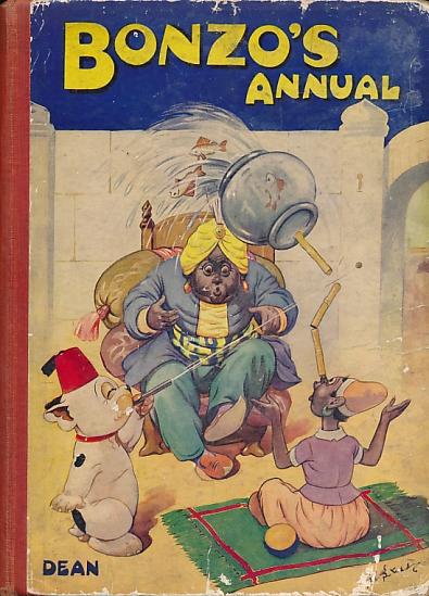 STUDDY, G E - Bonzo's Annual [1949]
