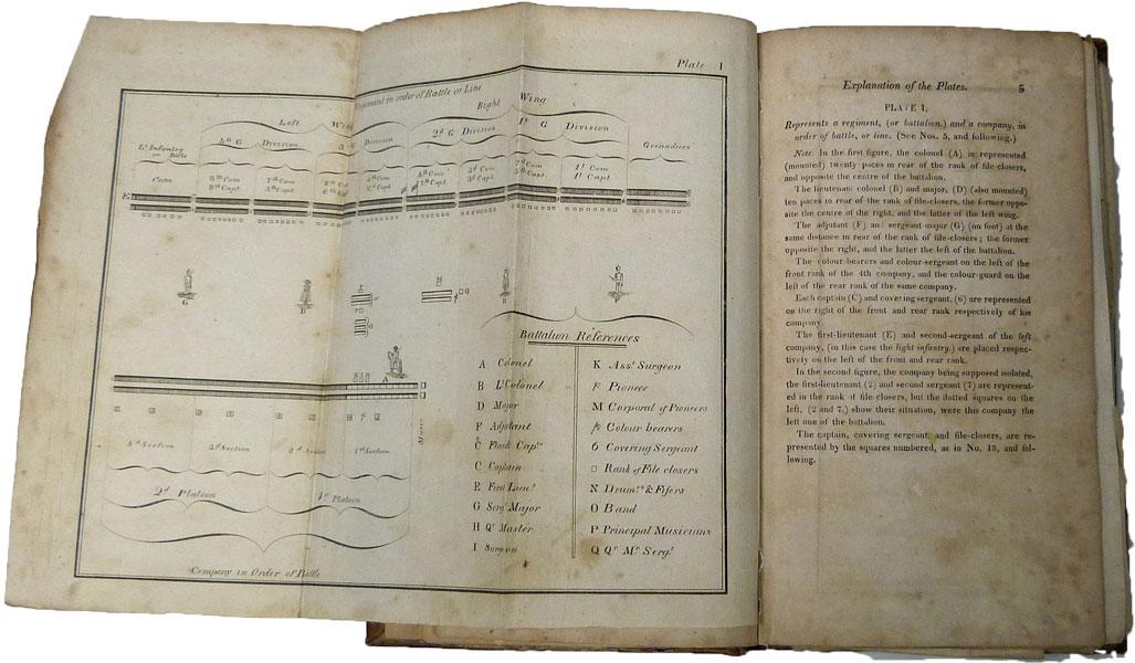Barter Books : Calhoun, John C [ed ] : Infantry Tactics