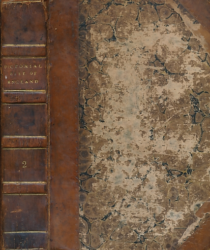 CRAIK, GEORGE L; MACFARLANE, CHARLES; &C - The Pictorial History of England Being the History of the People, As Well As a History of the Kingdom. Volume II Only. 1216-1485