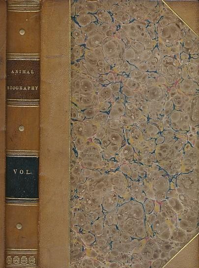 Barter Books Bingley William Animal Biography Or Popular