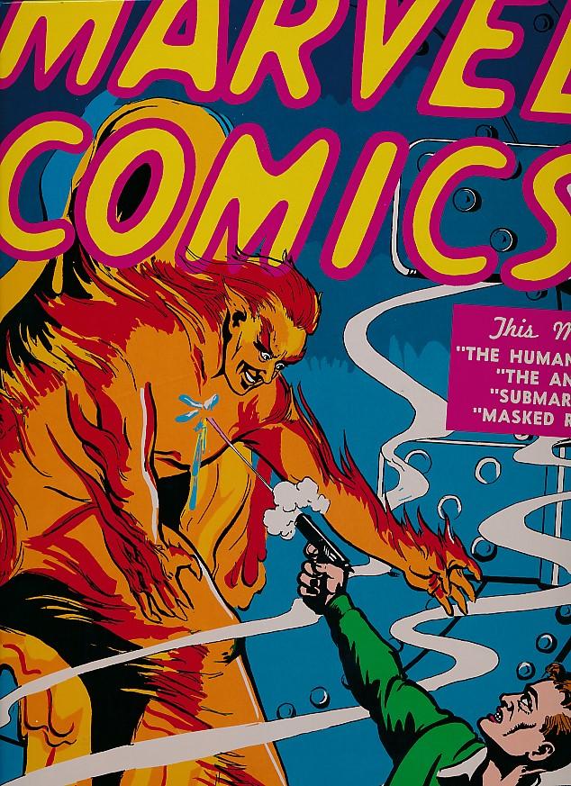 COWSILL, ALAN - Marvel Comics. 75 Years of Cover Art