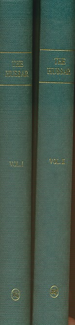 [GLEIG, G R] - The Hussar. Two Volume Set