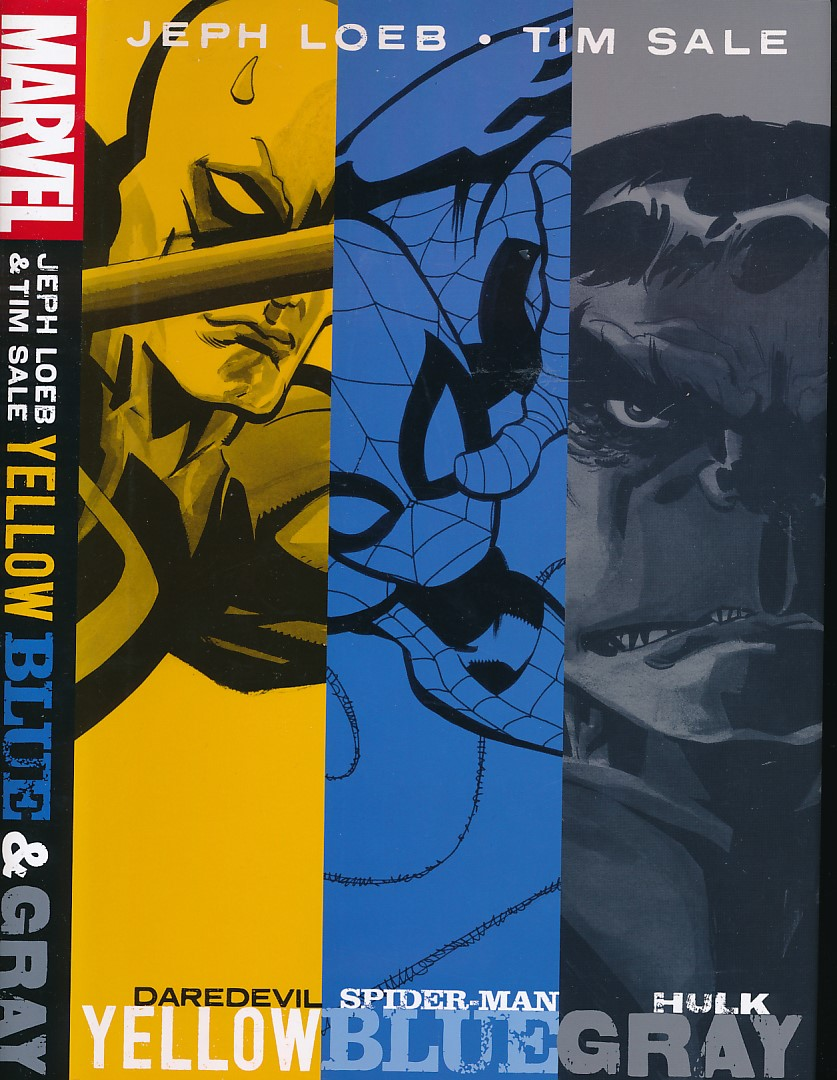 LOEB, JEPH; SALE, TIM - Yellow Blue and Gray