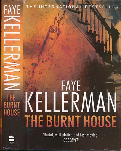 the burnt house kellerman faye