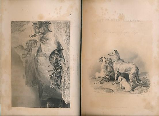 SCROPE, WILLIAM; LANDSEER, CHARLES & EDWIN [ILLUS] - The Art of Deer Stalking
