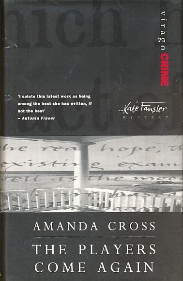CROSS, AMANDA - The Players Come Again