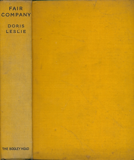 LESLIE, DORIS - Fair Company