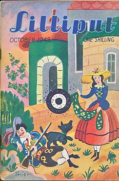 LILIPUT - Lilliput (Issue 136). October 1948