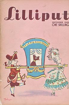 LILIPUT - Lilliput (Issue 147). September 1949