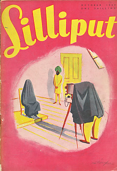 LILIPUT - Lilliput (Issue 148). October 1949