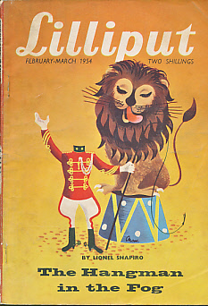 LILIPUT - Lilliput (Issue 201). February - March 1954
