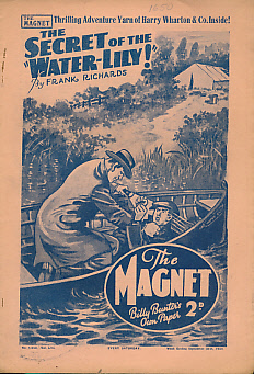 RICHARDS, FRANK - The Magnet (Billy Bunter's Own Paper)