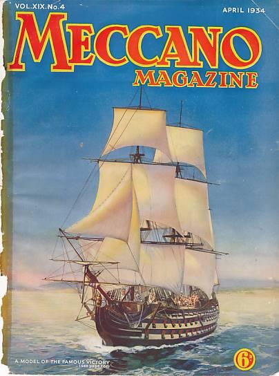 THE EDITOR - Meccano Magazine. April 1934