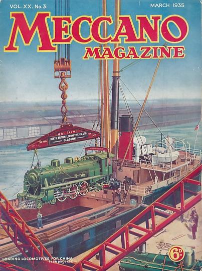 THE EDITOR - Meccano Magazine. March 1935