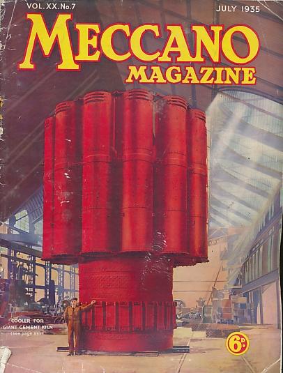 THE EDITOR - Meccano Magazine. July 1935