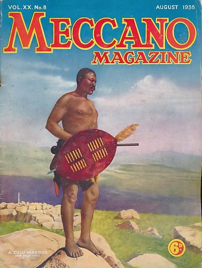 THE EDITOR - Meccano Magazine. August 1935