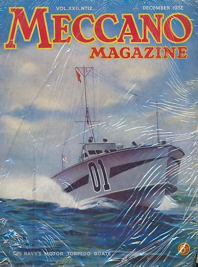 THE EDITOR - Meccano Magazine. December 1937
