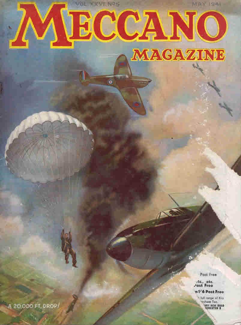 THE EDITOR - Meccano Magazine. May 1941