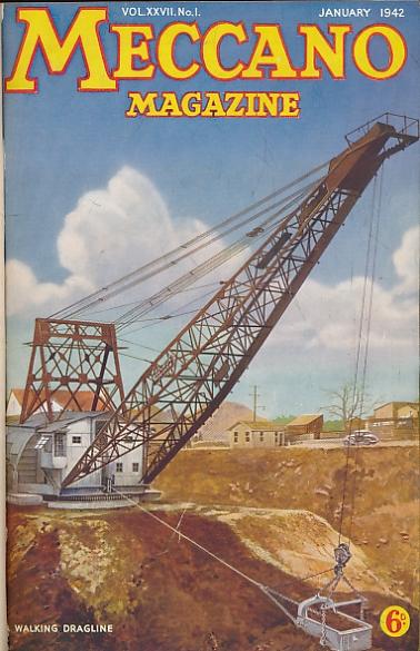 THE EDITOR - Meccano Magazine. January - December 1942 (Volume 27)