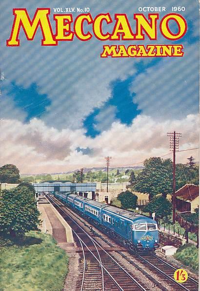 THE EDITOR - Meccano Magazine. October 1950