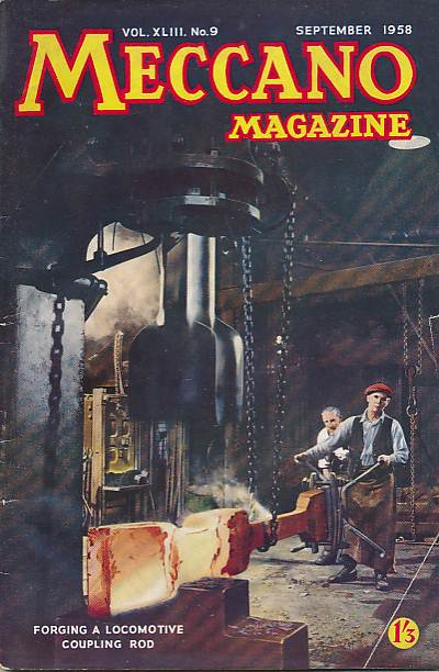 THE EDITOR - Meccano Magazine. September 1958