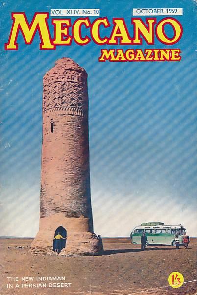 THE EDITOR - Meccano Magazine. October 1959