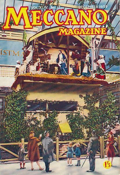 THE EDITOR - Meccano Magazine. December 1959
