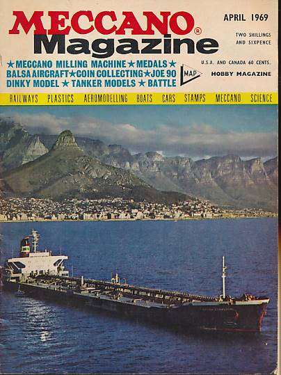 THE EDITOR - Meccano Magazine. November 1966
