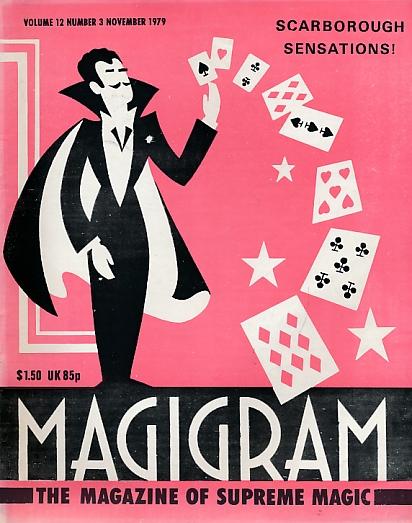 DE COURCY, KEN [ED.] - The Magigram. Volume 12 No. 3. November 1979