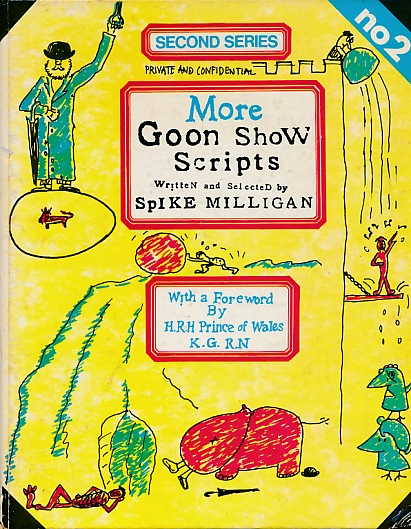 More Goon Show Scripts