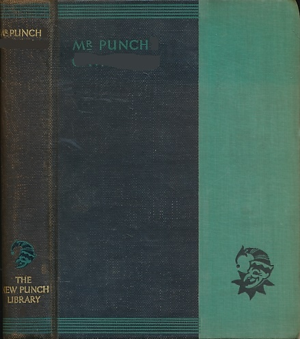 HAMMERTON, J A [ED.] - Mr Punch and the Arts. The New Punch Library. Volume 6
