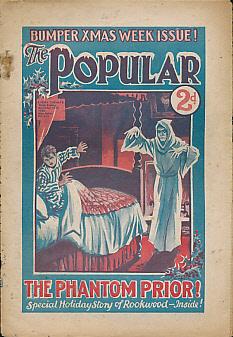 EDITOR - The Popular. Number 413. New Series. Week Ending December 25th, 1926