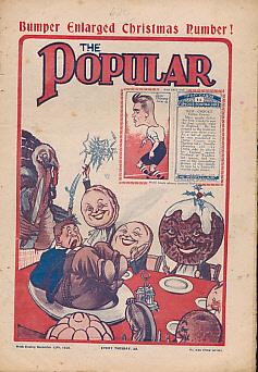 EDITOR - The Popular. Number 620. New Series. Week Ending December 13th, 1930