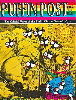 EDITOR - Puffin Post. Vol 2 No 1. 1968