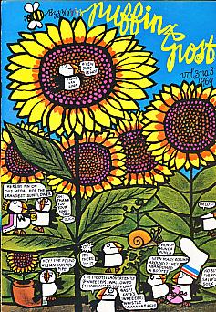 EDITOR - Puffin Post. Vol 3 No 3. 1969