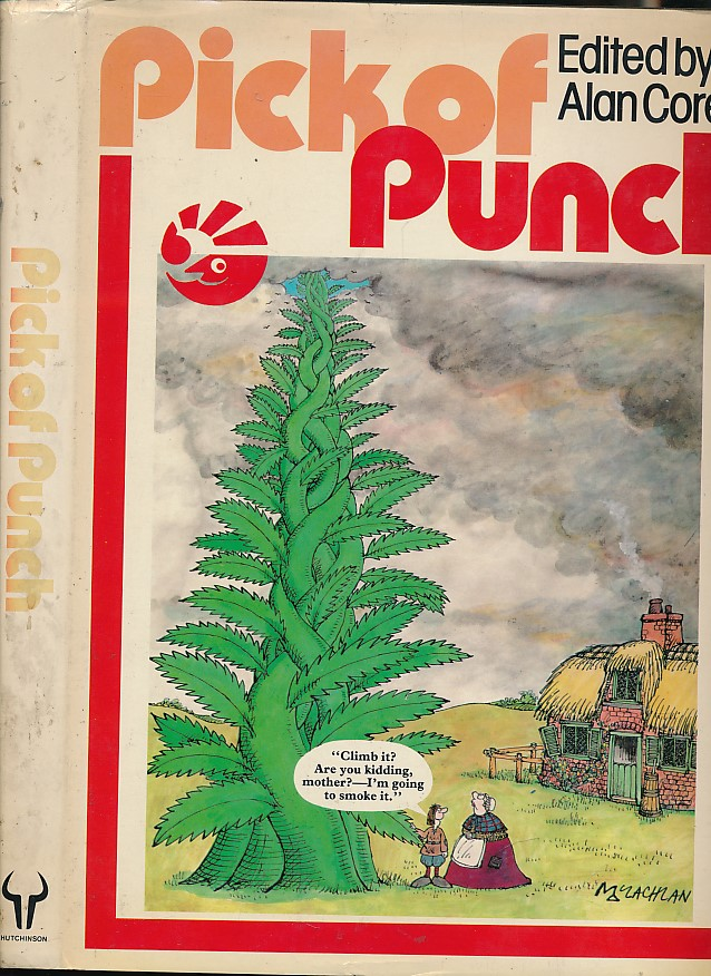 COREN, ALAN [ED.] - The Pick of Punch 1981