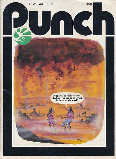 COREN, ALAN [ED.] - Punch. 13th August 1980